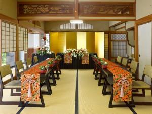 2F 和室宴会場 「山茶花」