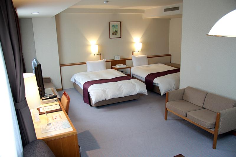 ホテル 武志山荘